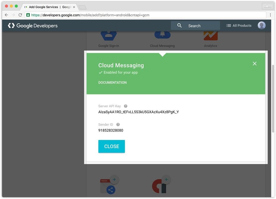 Создание push-уведомлений для chrome на сайте wordpress