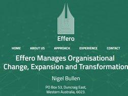 Effero, Управление организацией, г. Duncraig Австралия